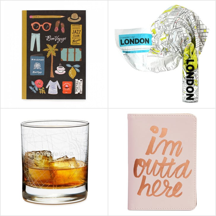 26 Frugal Gifts For the Savvy Traveler — $25 and Under!