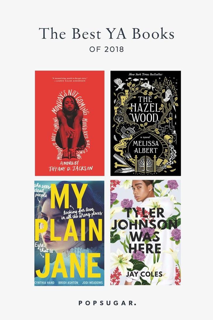 Best YA Books of 2018