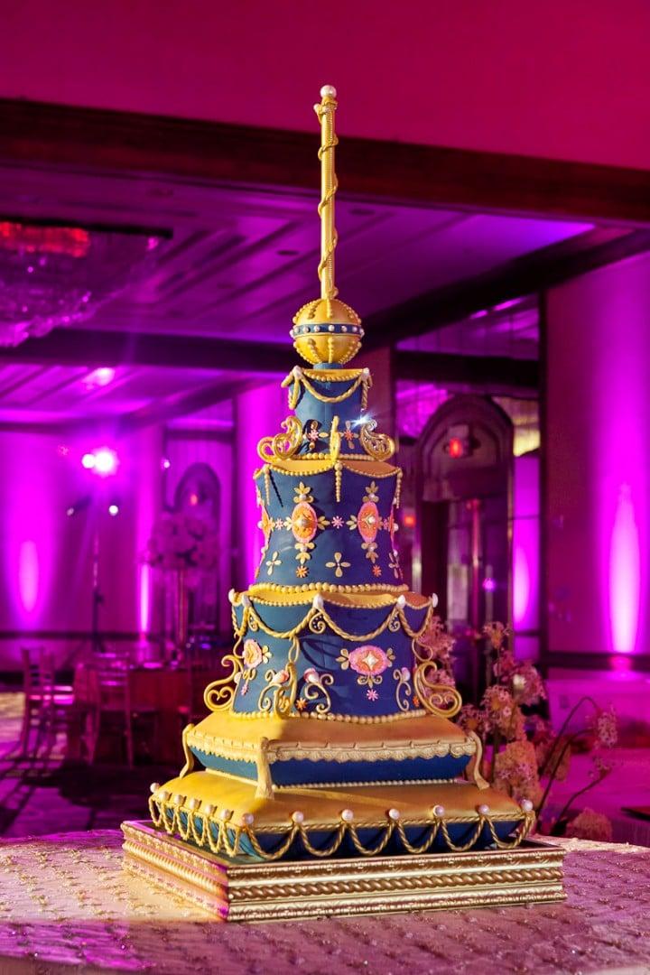 Aladdin Disney Wedding Cake Ideas POPSUGAR Food Photo 13