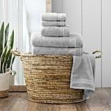 Wayfair x Martha Stewart Noah 6 Piece Towel Set