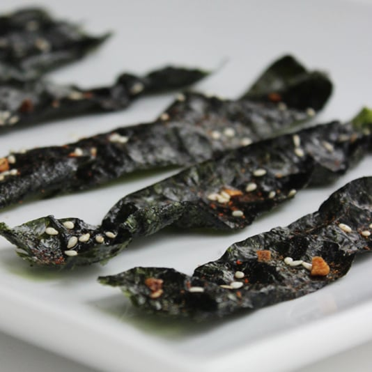 Seaweed Chip Recipe