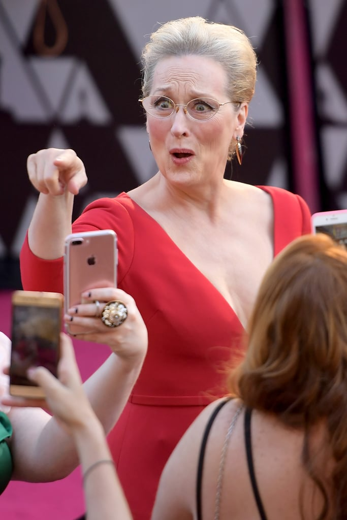 Pictured: Meryl Streep