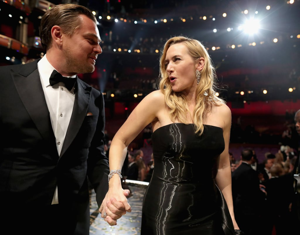 Pictures of Kate Winslet and Leonardo DiCaprio