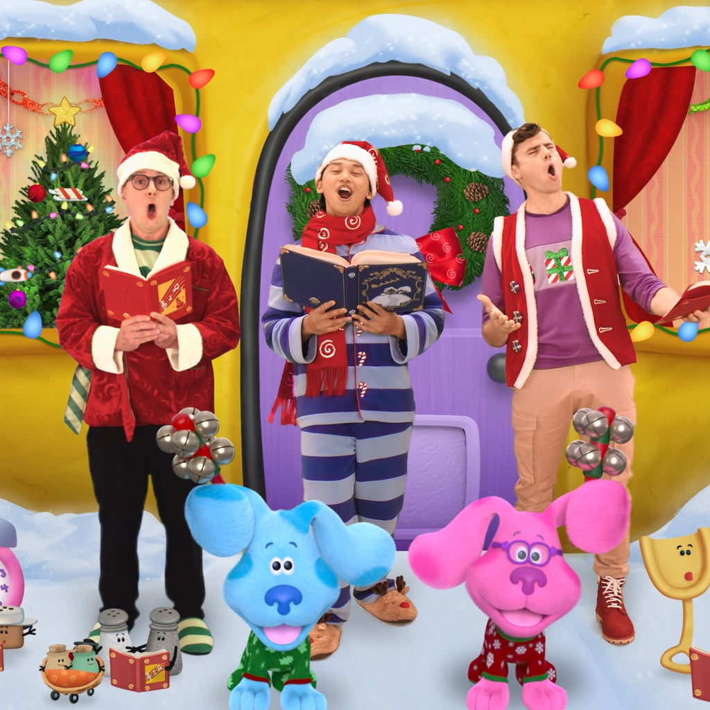 Nick Jr Christmas 2021 Nickelodeon New Holiday Episodes For Kids 2020 Popsugar Family