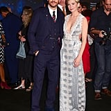Pictured: Tom Hardy and Michelle Williams