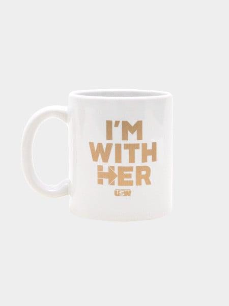 Hillary Clinton Signature Mug ($25)