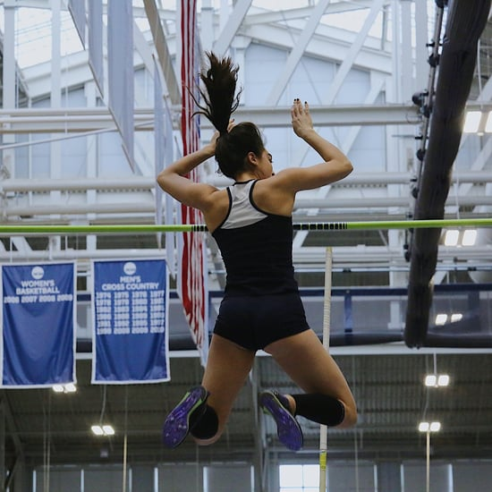 How Pole-Vaulting Taught Me to Accept Failure