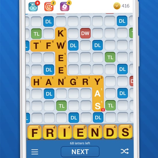 Words With Friends 2017 Social Dictionary Adds 50,000 Words