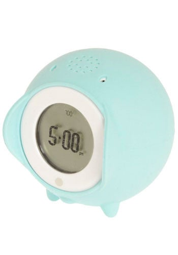 Photos of the Tocky Alarm Clock