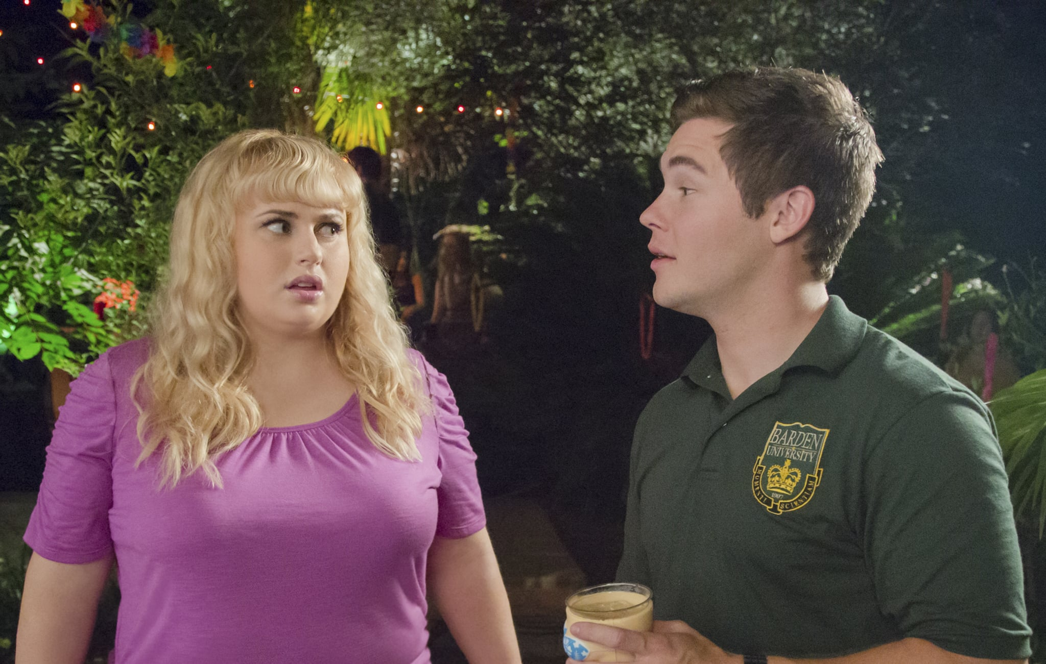 Amy and Bumper's Relationship | All the Ridiculous Things That Make Pitch  Perfect 2 Irresistible | POPSUGAR Entertainment Photo 3