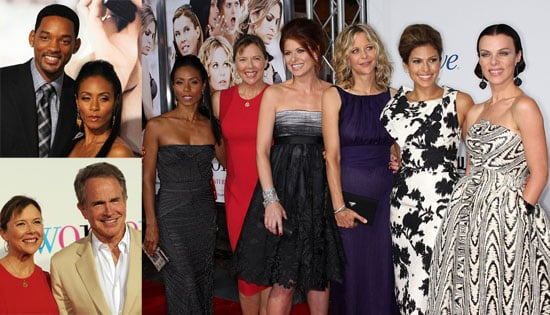 Red Carpet Photos of Jada Pinkett Smith, Will Smith, Annette Bening, Warren Beatty At Premiere of The Women