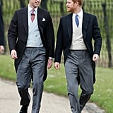 Prince Harry's Wedding Day Look
