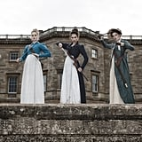 The Bennet Sisters From Pride and Prejudice and Zombies