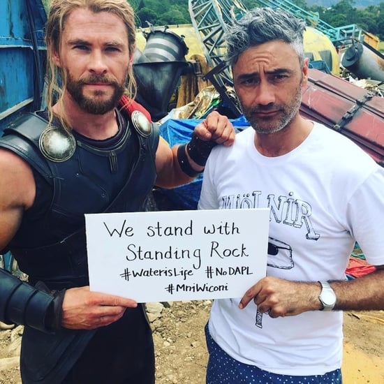 Chris Hemsworth Apologizes For Cultural Appropriation 2016