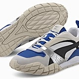 Kyron Awakening Women's Sneakers — Blue and Silver