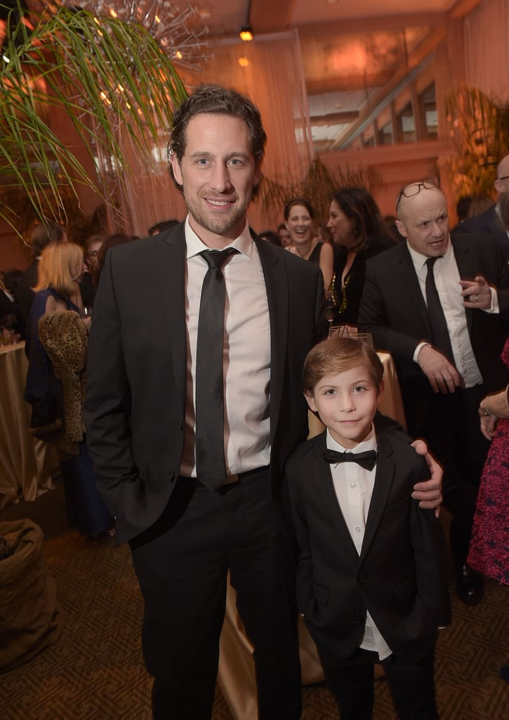 WHOA! The Kid From Room Has a Smoking Hot Dad!