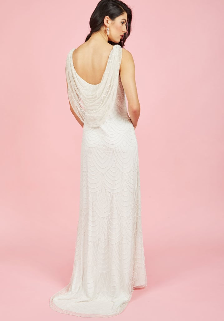 Modcloth Wedding Dress.Modcloth S Graceful Grandeur Maxi Dress Plus Size Wedding Dresses