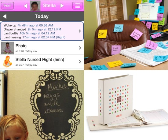 Which method do you use to communicate with your nanny?