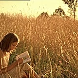 "Cecilia, The Virgin Suicides ""The trees, like lungs, filling with air. My sister — the mean one — pulling my hair."""