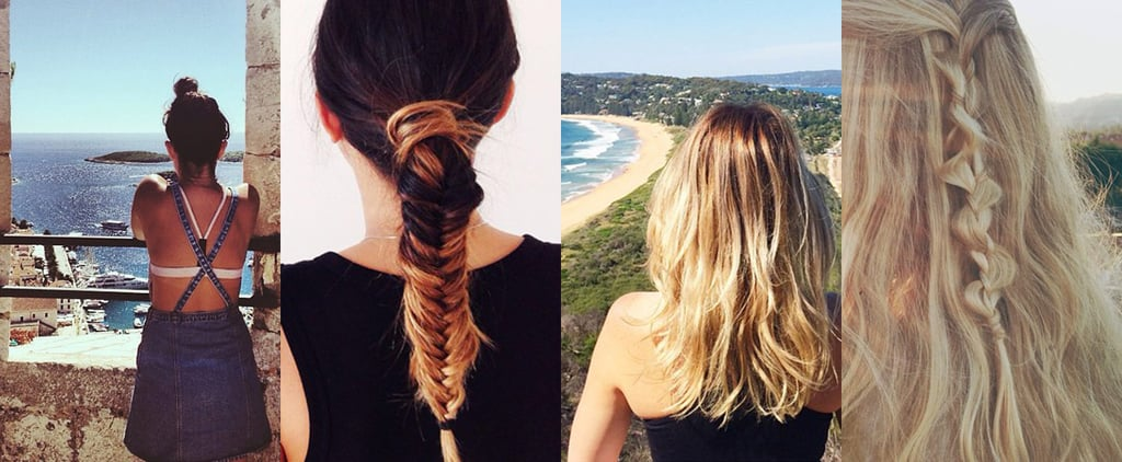Beach Hair Instagram Inspiration