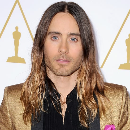 Jared Leto Oscars Luncheon Quotes