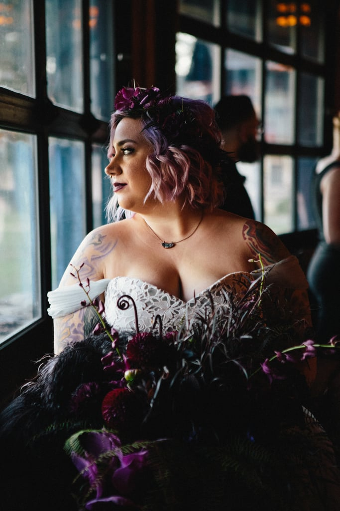 Halloween Haunted Mansion Wedding