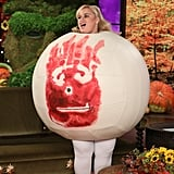 Rebel Wilson as the Volleyball From Cast Away