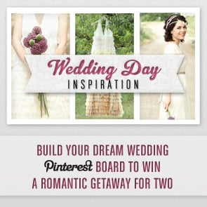 Wedding Pinterest Giveaway