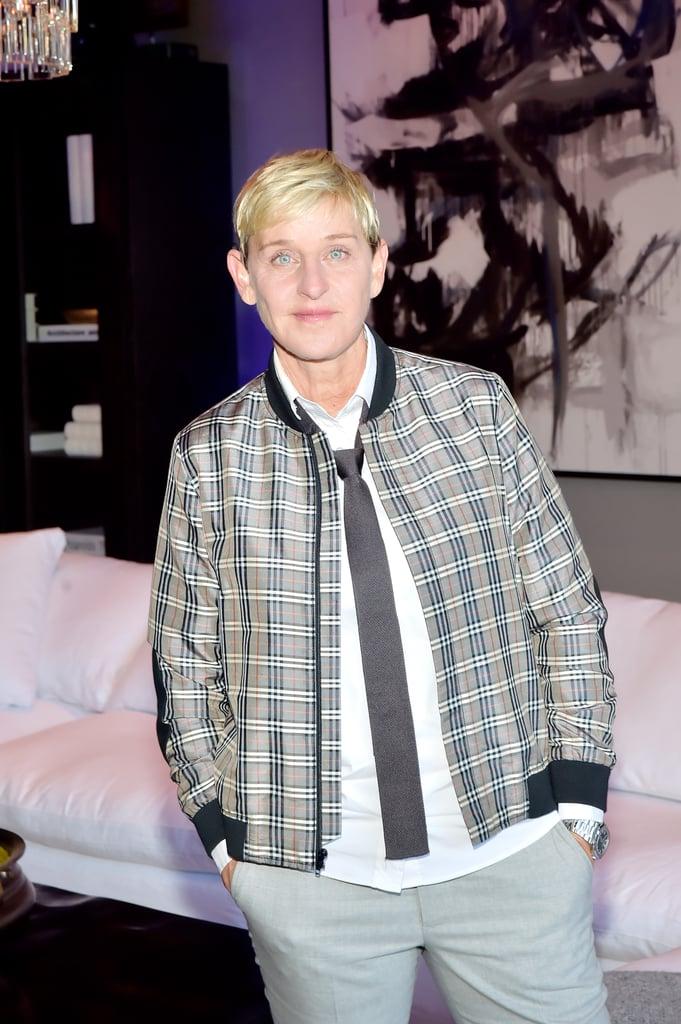 Ellen DeGeneres and Portia de Rossi at LA Event June 2018