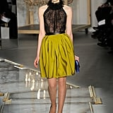 What's Black and White, Gold, and Lacy? Jason Wu's Fall 2011 Collection