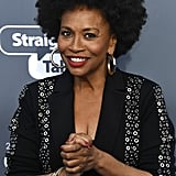 Jenifer Lewis at the 2018 Critics' Choice Awards