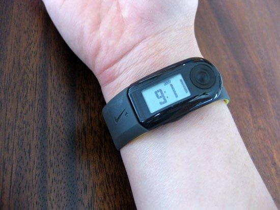 Front of Nike+ Sportband
