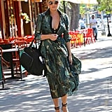 Chrissy Teigen's Prada Diaper Bag