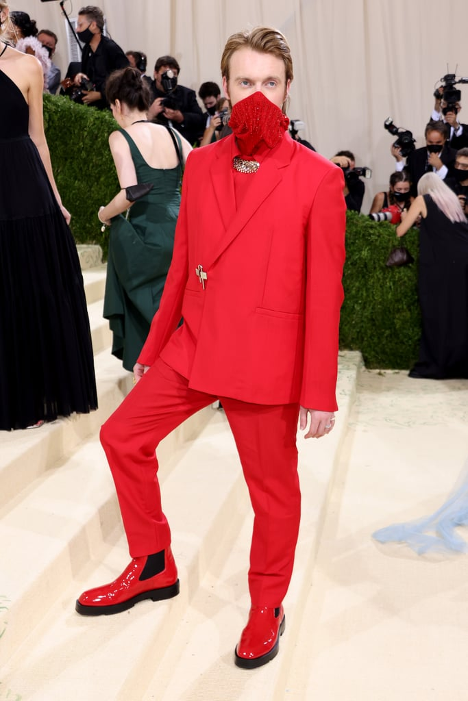 Finneas O'Connell at the 2021 Met Gala