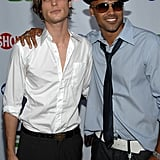 "When He Posed With Shemar Moore and Your Heart Was Just Like, ""Why Do You Keep Doing This to Me?"""