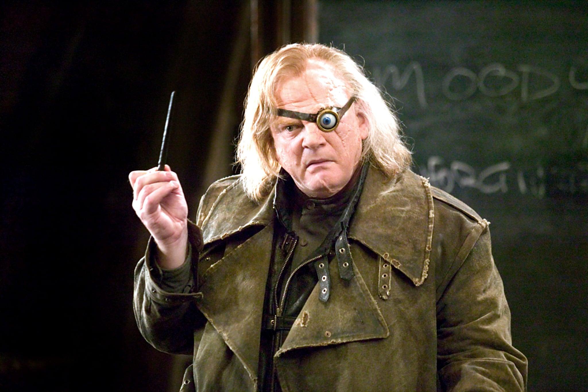 Brendan Gleeson Harry Potter