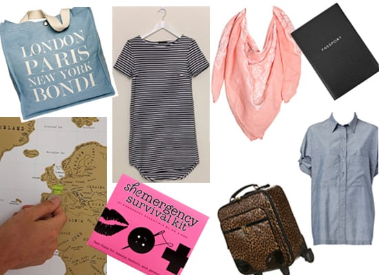 Get your Globe Trotting Friend's Christmas Gift Sorted; Xmas Gift Guide For The Travelling Type