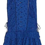 Zimmermann Hyper Broderie Anglaise Cotton Dress  ($480)