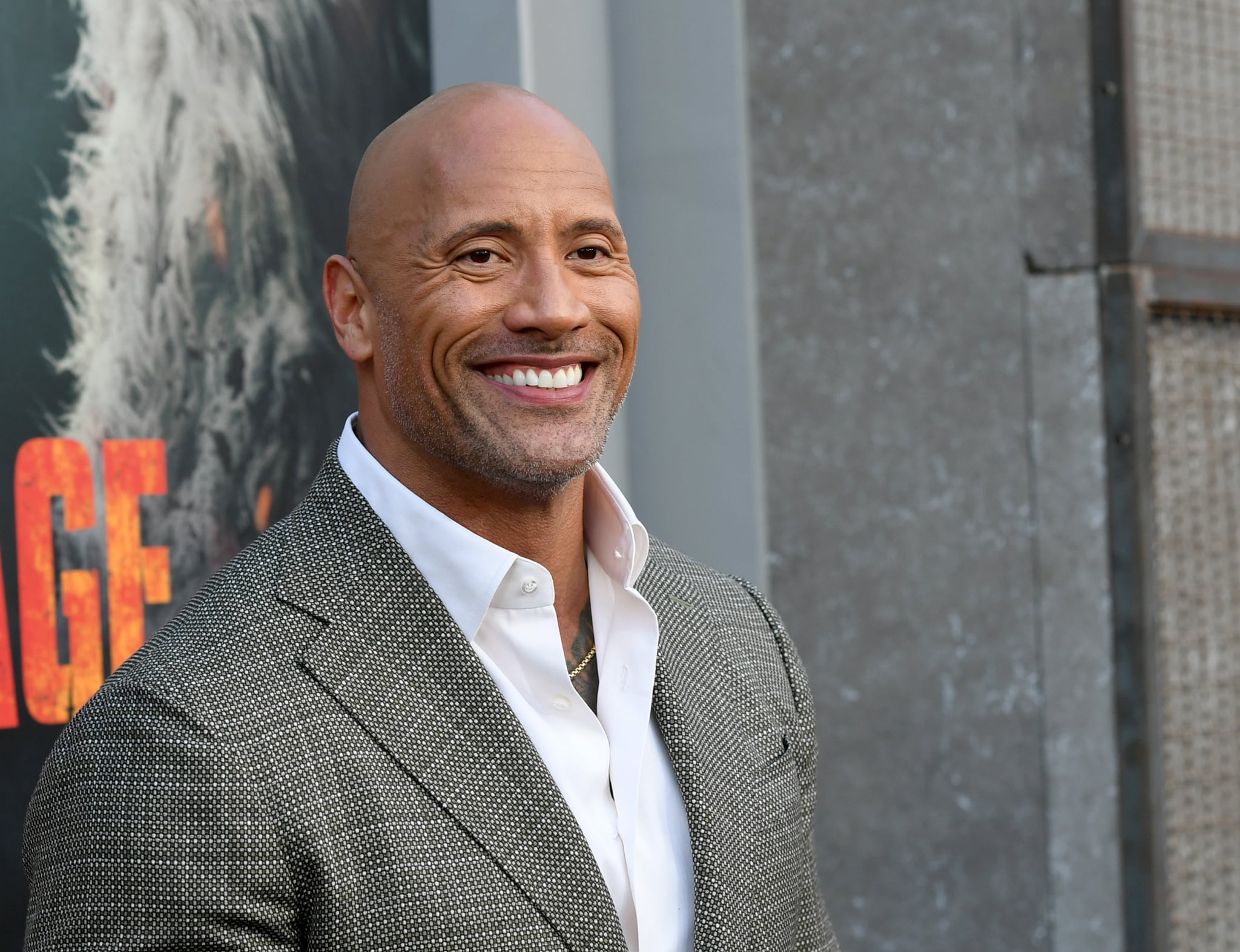 Dwayne Johnson Reveals How He Deals With Sadness, and It's Totally Relatable