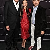 Demi Moore, Kevin Spacey and Paul Bettany premiered their new film Margin Call in NYC.