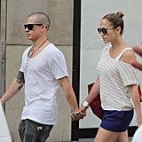 J Lo Talks About Her Future, and Maybe Marriage, With Casper