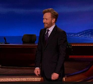 Conan O'Brien Hates Commercials