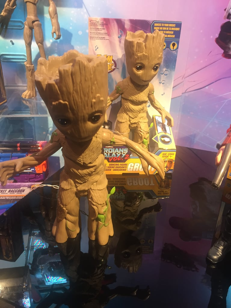 Guardians of the Galaxy Groot Dancing Figure | New Toys From Toy ...