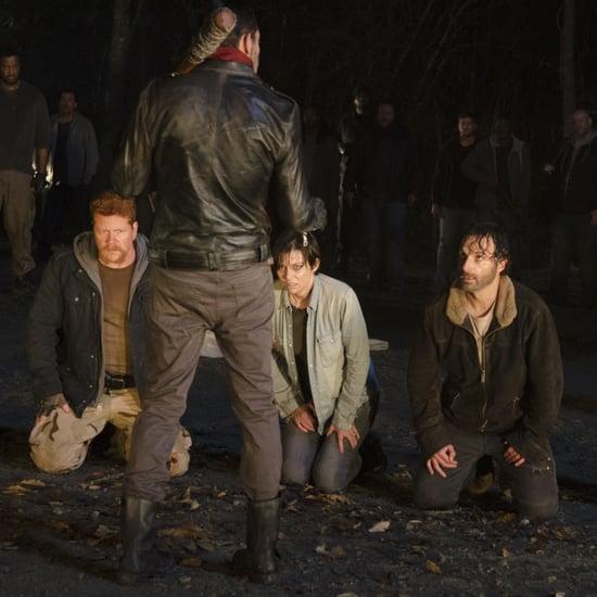 The Walking Dead Season 7 Set Pictures