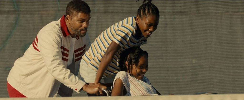 Watch the King Richard Trailer Starring Will Smith   Video