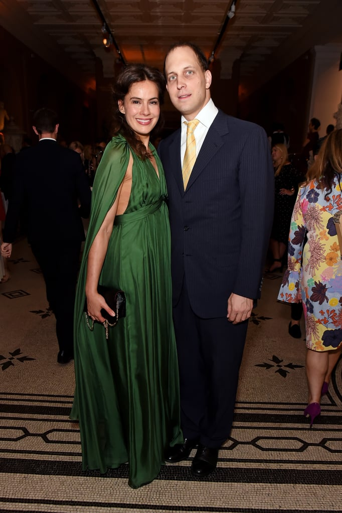 Sophie Winkleman at the V&A Summer Party in June 2019