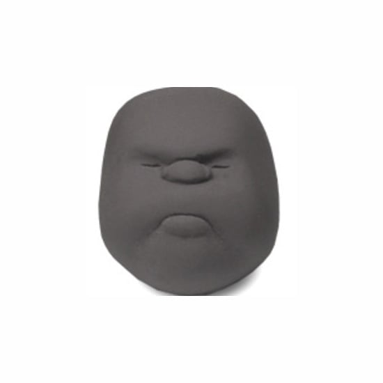Makiko Yoshida for Plus D Stress Ball Sulky Brown, $55