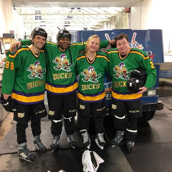 The Mighty Ducks Cast Reunion January 2019