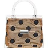 Loeffler Randall Flavia Clear Mini Bag