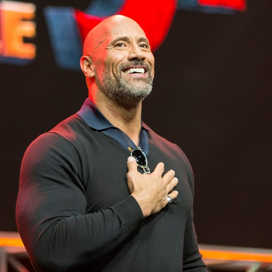Dwayne Johnson Opens Up About Depression